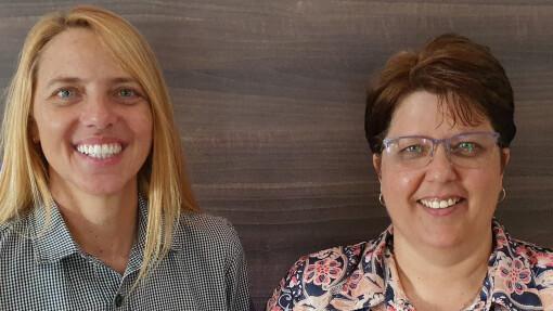 Marinda Coetzee & Erica Pretorius - Crossministries
